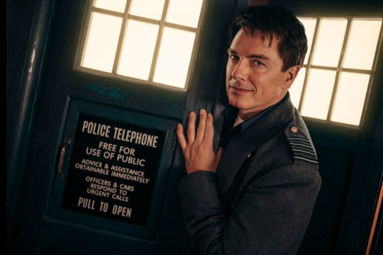 John Barrowman Dr Who special