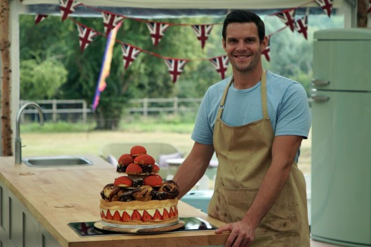 Dave Friday Great British Bake Off