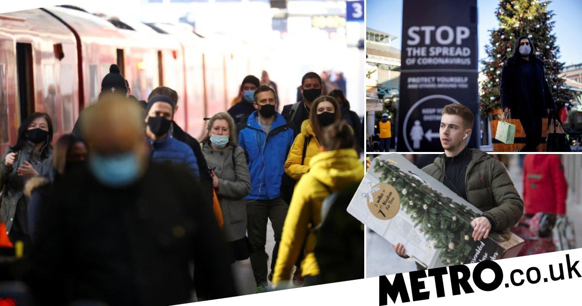 Easing restrictions over Christmas will 'almost inevitably' lead to more deaths - metro