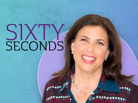 Sixty Seconds: Kirstie Allsopp on Christmas crafting and sticking up for the Royals