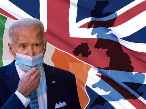 Joe Biden sends Brexit warning to Boris Johnson on Irish border