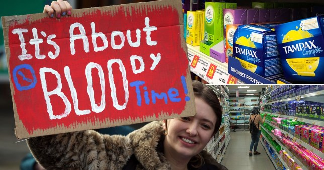 Scotland becomes first country in world to offer free period products for all PA Getty Images