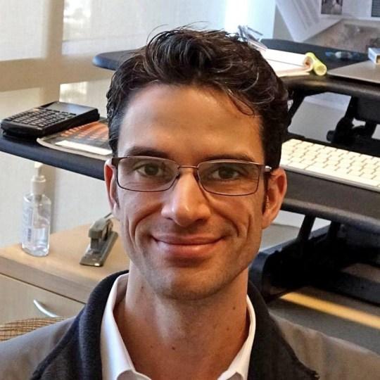 Darren Lipomi (Photo: Darren Lipomi)