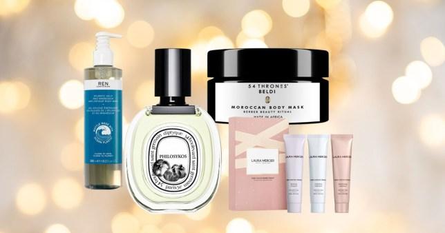 Christmas gift guide: Beauty