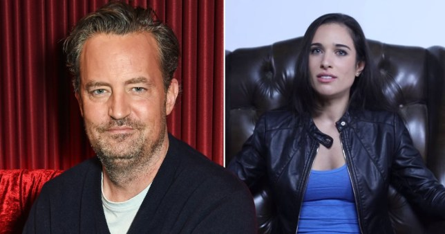 Matthew Perry Is Engaged to Molly Hurwitz: 'The Greatest Woman on the Face of the Planet' Getty/YouTube