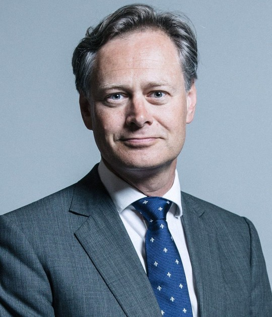 Matthew Offord - UK Parliament official portraits 2017
