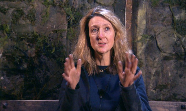 Victoria Derbyshire on I'm a celeb