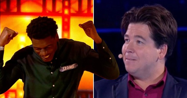 Leome and Michael McIntyre