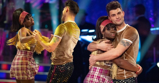 Clara eliminated from Strictly