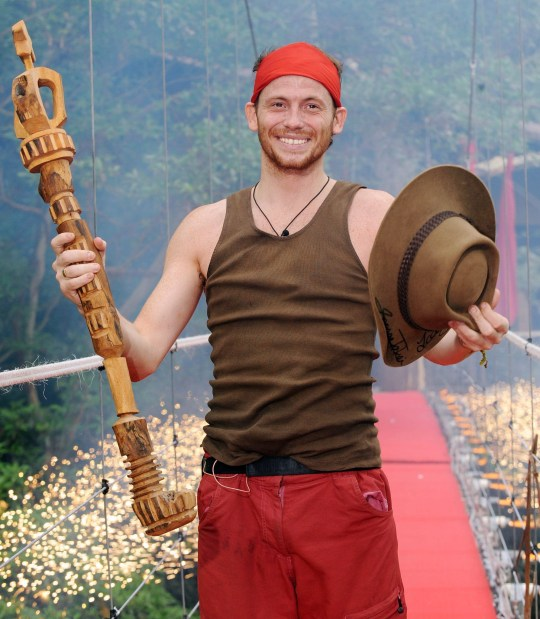 Joe Swash wins I'm A Celebrity