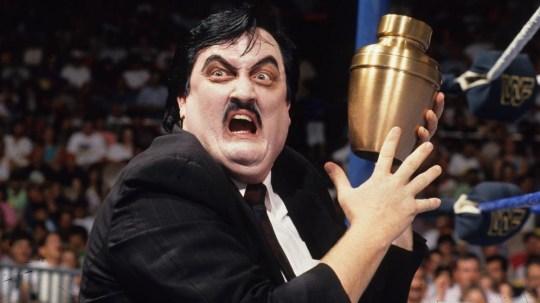 WWE legend Paul Bearer