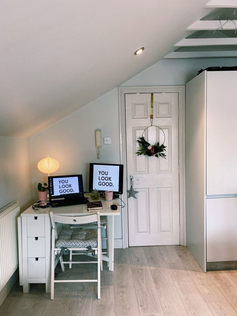 What I Rent: Rosie, Southsea - kitchen door