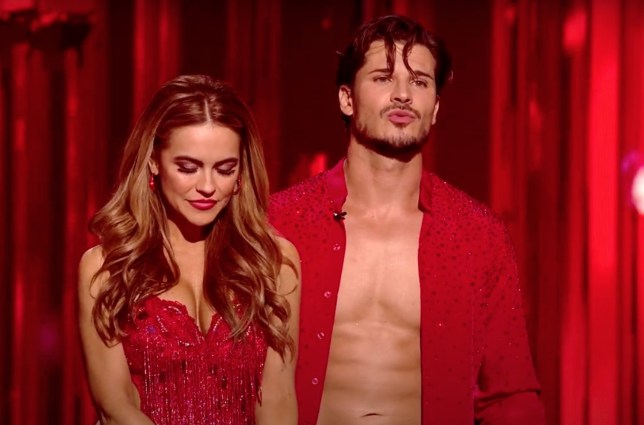 Chrishell Stause Dancing With the Stars