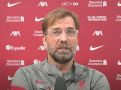 Jurgen Klopp provides Thiago Alcantara and Joel Matip injury updates ahead of Liverpool's trip to Manchester City