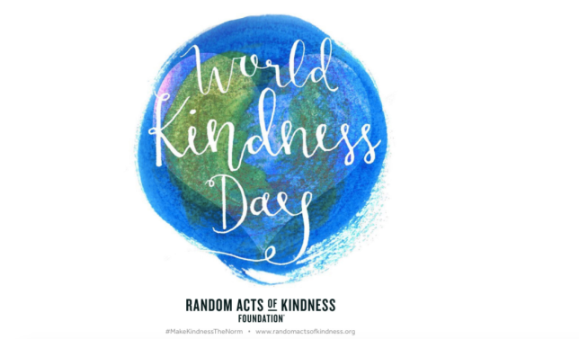 World Kindness Day illustration