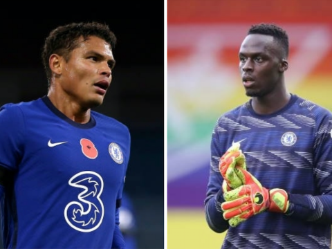 Thiago Silva or Edouard Mendy? Craig Burley picks which new signing has had biggest impact on Chelsea's defence