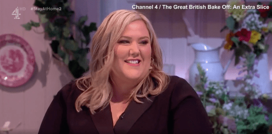 Laura Adlington Great British Bake Off