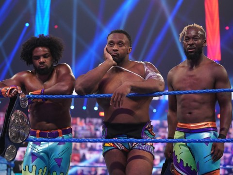 WWE's Kofi Kingston thinks Big E world title run is 'necessary' for New Day legacy