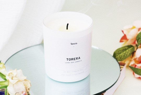 Torera Essentials candle company launched bang in the middle of lockdown