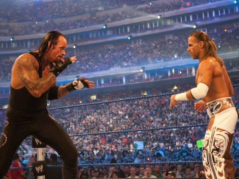 WWE's Shawn Michaels earned Undertaker's respect despite driving him 'crazy' with backstage antics