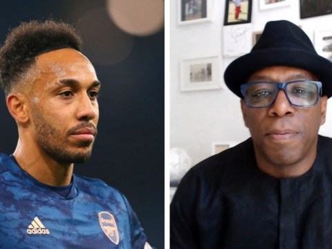 'I'm really confused' – Ian Wright responds to Pierre-Emerick Aubameyang criticism and makes Arsenal admission