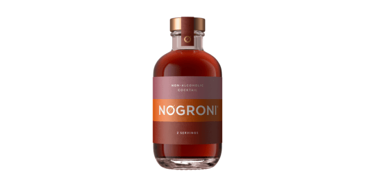 The nogroni cocktail