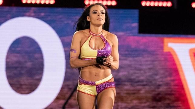 Former WWE superstar Zelina Vega