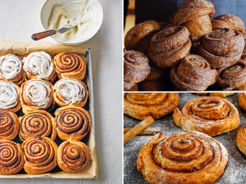 How to make cinnamon rolls – predicted to be the most popular bake of second lockdown