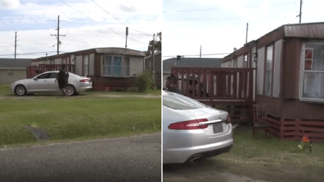 House where girl, 12, allegedly killed baby brother