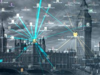 My Little Crony map shows a web of agreements between the government, MPs and their friends