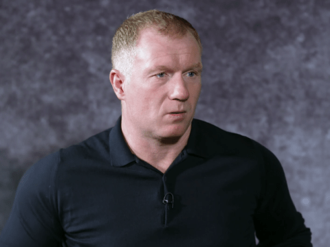 Manchester United legend Paul Scholes admits he considered Everton move