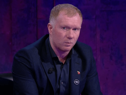 'It's a negative move' – Paul Scholes baffled by Ole Gunnar Solskjaer's decision to bring on Nemanja Matic against Arsenal