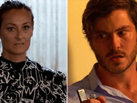 EastEnders spoilers: Could Gray Atkins kill Tina Carter as she gets too close?