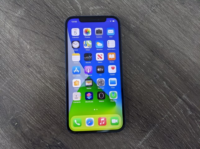 The iPhone 12