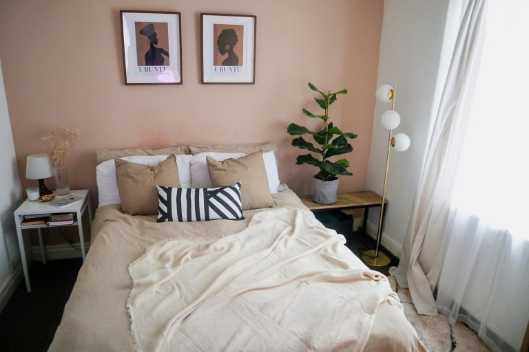 What I Rent: Beverley, £450 a month for a one-bedroom flat in Leeds - the bedroom