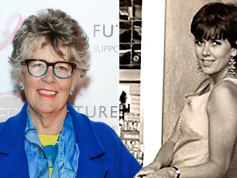 Great British Bake Off star Prue Leith shares incredible throwback photo as she thanks fans for positive words