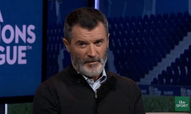 Roy Keane slammed England defender Tyrone Mings after the Belgium defeat
