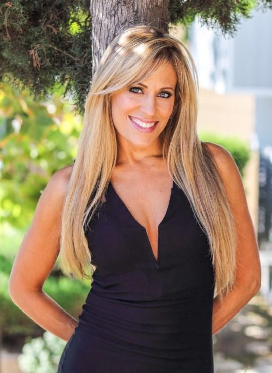 WWE star Lilian Garcia (Photo credit: Snap Studio)
