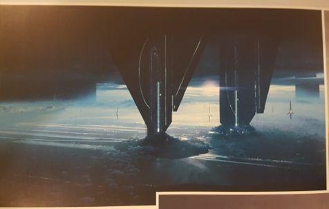 Mass Effect 4 artwork