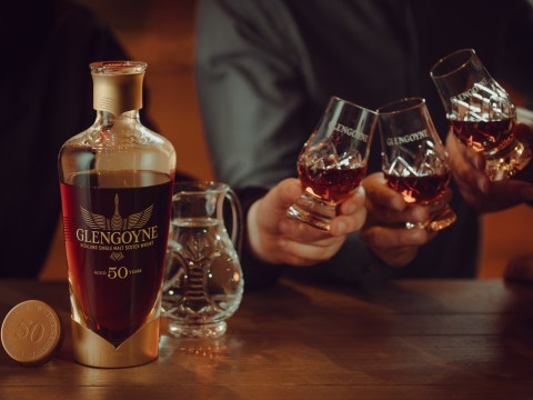 You could win a £22,500 bottle of whisky to celebrate whatever you want in 2021
