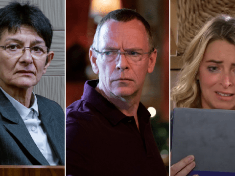 10 soap spoilers this week: Coronation Street Yasmeen's trial, EastEnders deadly attack, Emmerdale Charity's devastation, Hollyoaks drugs danger