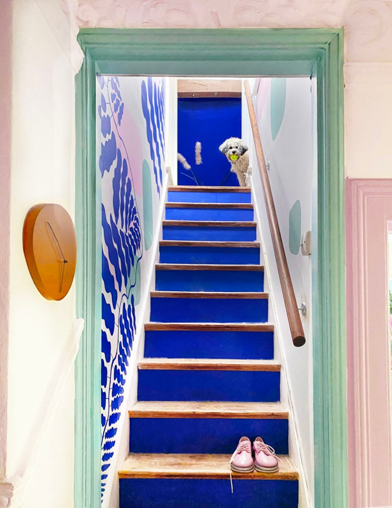 What I Rent: Anna, Crystal Palace - up the stairs