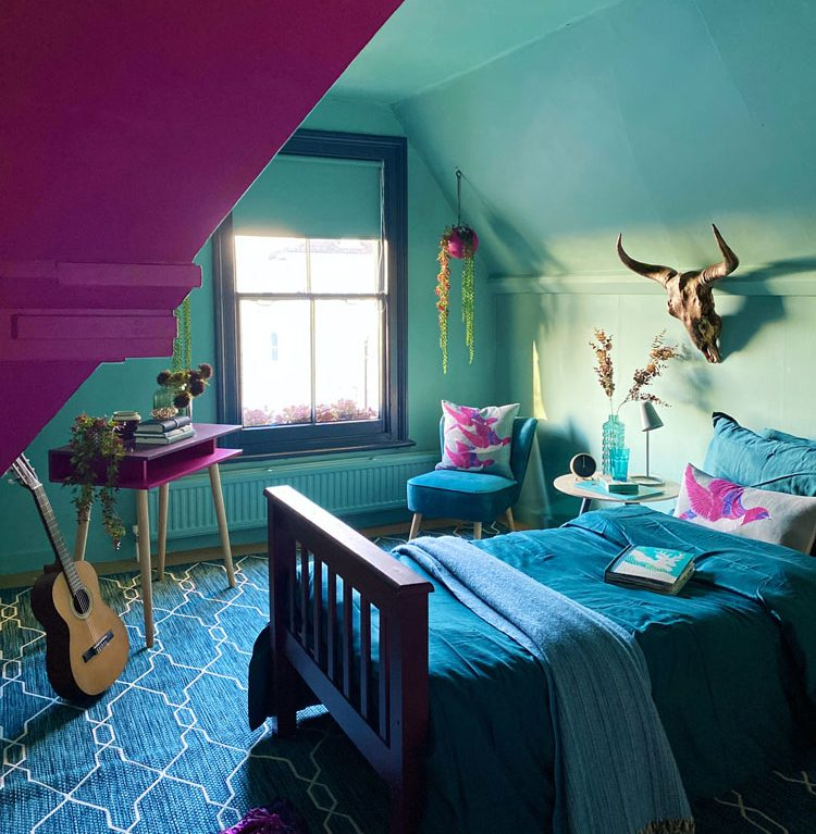 What I Rent: Anna, Crystal Palace - Zachary's bedroom