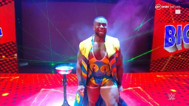 WWE superstar Big E gets new Wale entrance on SmackDown after New Day split