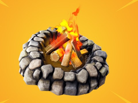 Fortnite Operation Snowdown: How to stoke a campfire and easiest location