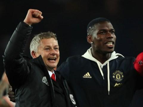 Ole Gunnar Solskjaer backs Manchester United to sell Paul Pogba