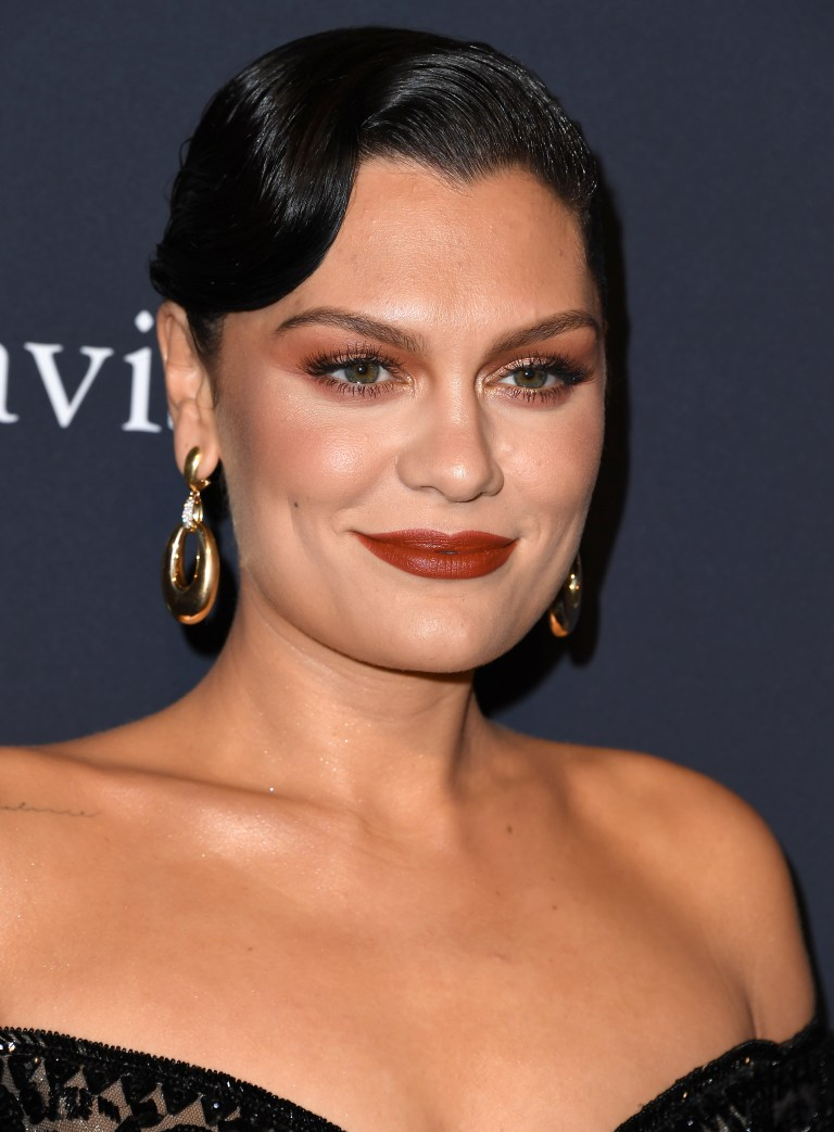 Jessie J on red carpet