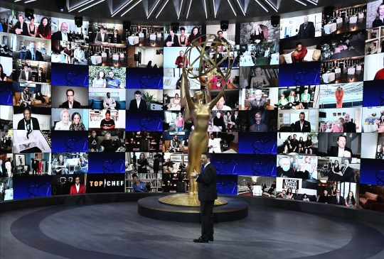 72nd Annual Emmy Awards