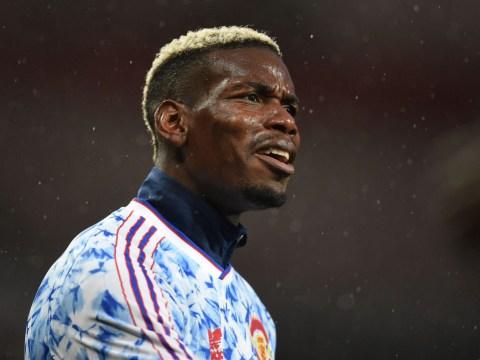 Former Man Utd star Louis Saha slams 'joke' Paul Pogba situation