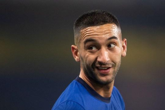 Ziyech joined Chelsea from Ajax last summer